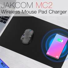 JAKCOM MC2 Wireless Mouse Pad Charger Hot sale in Chargers as aukey power bank chargers imax b6(China)