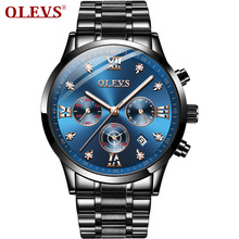 Watch Men Relojes Hombre Fashion Sport Quartz Clock Mens Watches Top Brand Luxury Business Waterproof Watch relogio masculino стоимость