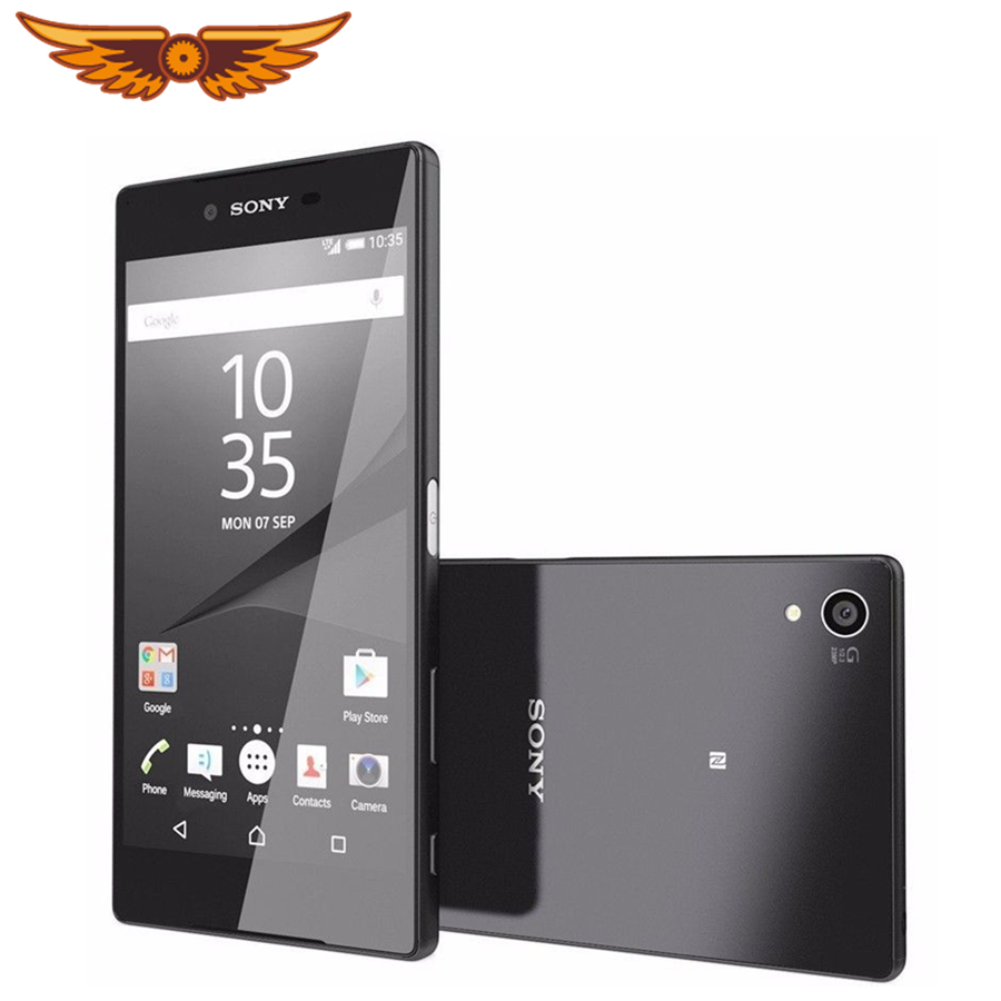 Sony Xperia Z5 E6653 Original Unlocked Mobile Phone GSM WCDMA 4G LTE Android RAM ROM