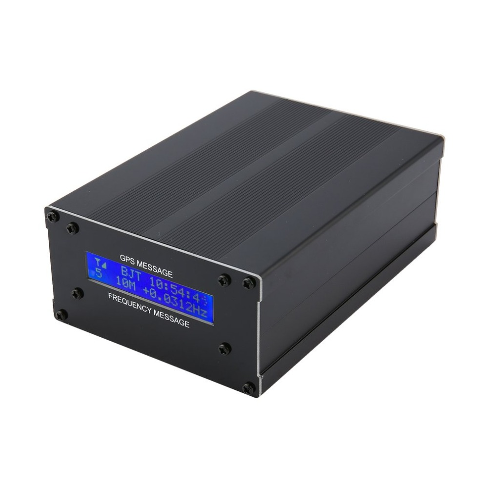 Newest High Efficient 10MHZ Sinewave GPS with LCD Display Pure Sine Wave Power Inverters Soft start function AVR drop ship