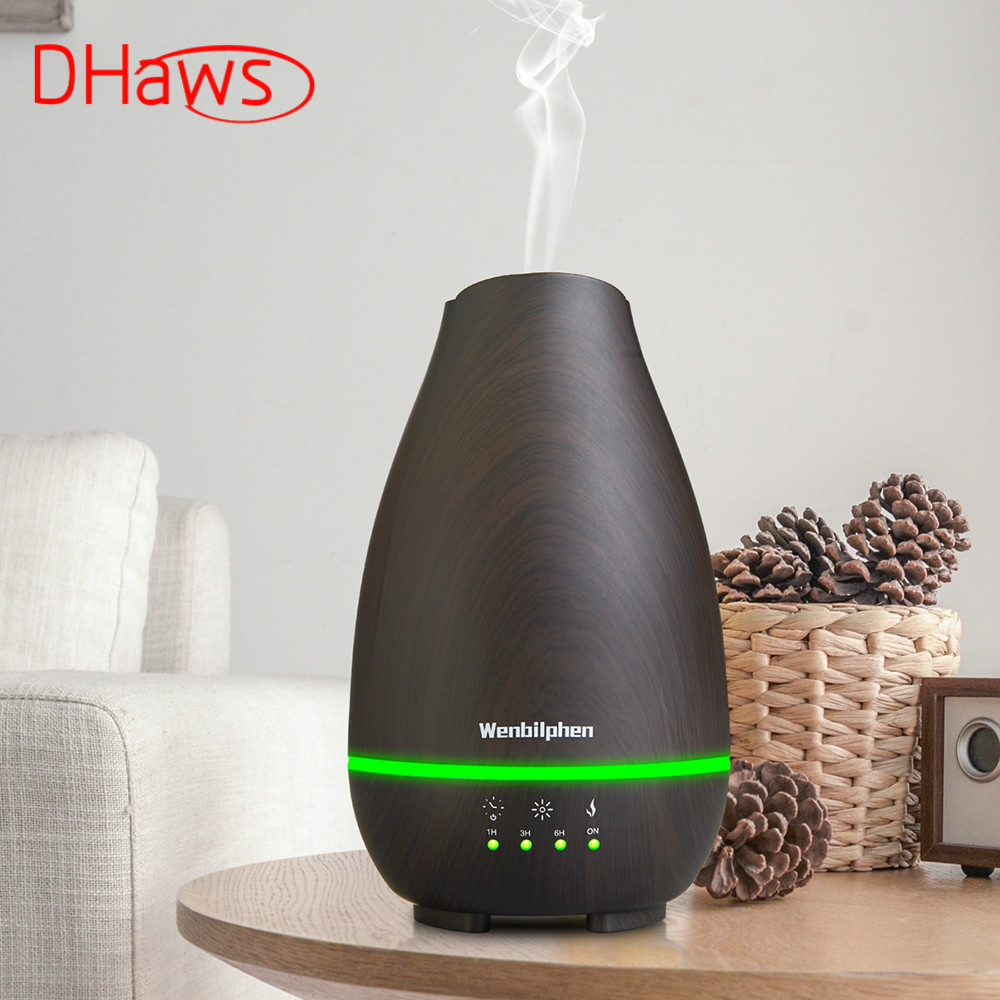 Romantic Ym-04 500ml Air Humidifier Essential Oil Diffuser Aroma Lamp Aromatherapy Electric Aroma Diffuser Mist Maker Touch For Home Products Are Sold Without Limitations Home Appliances