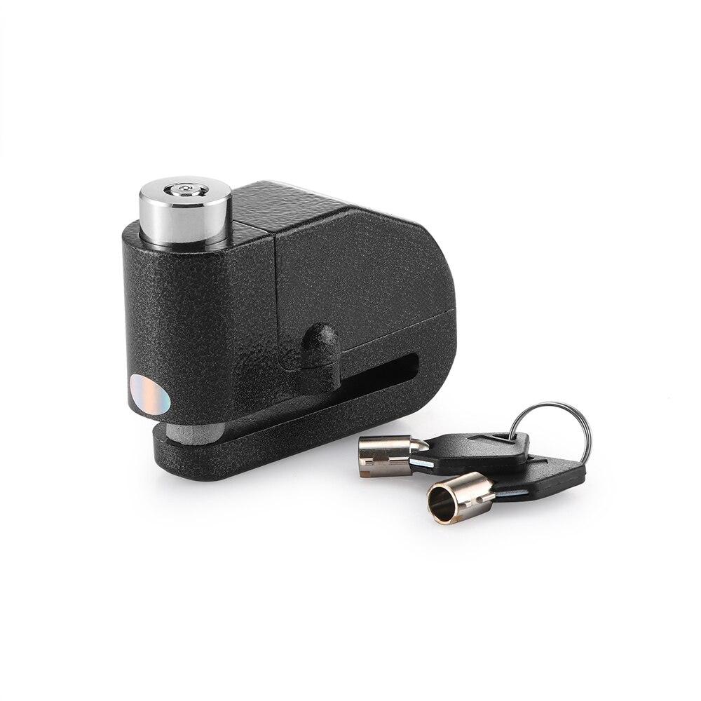Image 5 - Waterproof Motorcycle Alarm Lock Bike Lock Security Anti theft  Lock Moto Disc Brake Lock Safety Siren for Suzuki Kawasaki BMWTheft  Protection   -