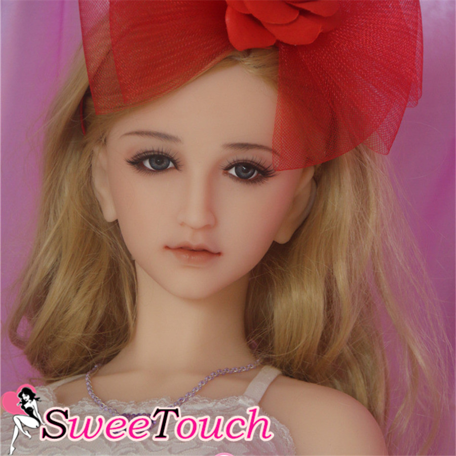 125Cm Real Silicone Sex Dolls Realistic Life Size Full -5530