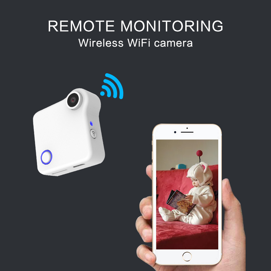 Mini Camera HD Wireless Action Cam Bike Camera Mini DV DVR Video Voice Motion Sensor Loop Recorder MP4 H.264 Micro Camera экшн камера mcm action cam hd