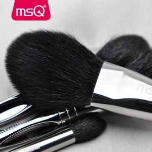 Image 4 - MSQ Professional 11pcs แปรงแต่งหน้าแปรงแต่งหน้า CLASSIC Eyeshadow Lip Foundation แปรงแต่งหน้าแพะ/ม้า PVC จับ