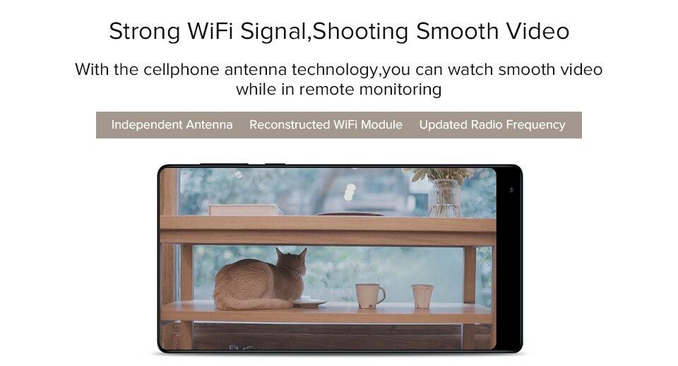 Xiaomi mijia 1080p câmera wi-fi sem fio