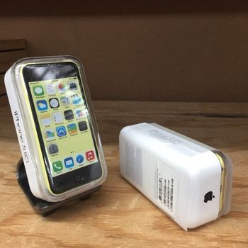 """Factory Unlocked Original iPhone 5C iOS Dual Core 4.0 """"TouchScreen 8.0MP Camera With WIFI GPS  Mobile Phone"""