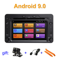 Android 9 Car DVD Multimedia Player for Alfa Romeo 159 Sportwagon Brera Spider with wifi BT GPS Radio stereo
