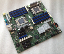 D2799-N10 GS4 W26361-W2422-Z4-01-36 workstation материнские платы dual LGA1366 гнездо