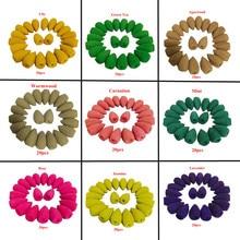14 видов бытовой натуральный рефлюкс башня благовония пули обратного потока благовония мята полынь цветок ароматный рефлюкс конусы для ароматерапии