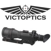 Victoptics 4x60 Night Vision Riflescope For Night Hunting Shooting