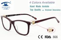New 2015 Brand Design in London armacao de oculos de grau feminino Luxury Eye Glass Myopia Glasses Women