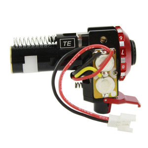 Image 4 - VULPO CNC Aluminum Alloy Hop Up Chamber With LED For Airsoft AEG Ver.2 Gearbox M4/M16 Hunting Accessories