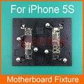 Motherboard pcb suporte de fixação para iphone 4 resistente a altas temperaturas 5g 5c 5S 6 s 5.5 IC Reparação Manutenção Ferramenta de Molde plataforma