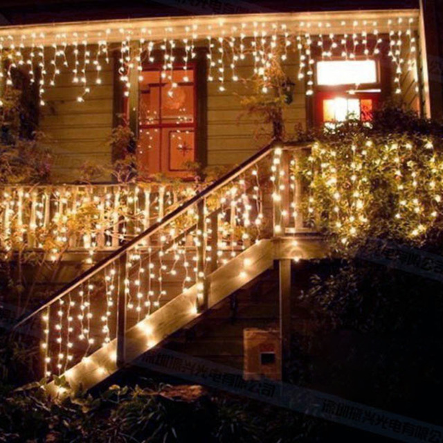 31m 150led beautiful led string light home christmas party garden 31m 150led beautiful led string light home christmas party garden wedding decoration curtain fairy aloadofball Gallery