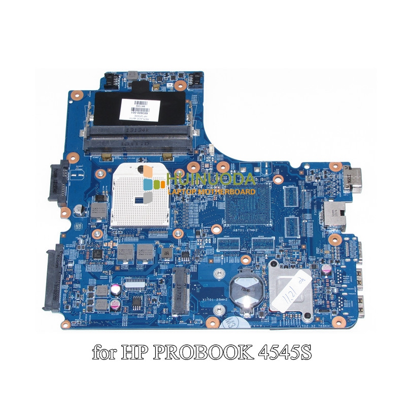 все цены на  683600-001 683600-501 48.4SM01.011 For HP Probook 4445S 4545S laptop motherboard ddr3  онлайн