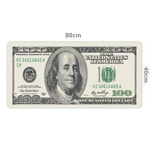 Image 1 - 80*40 سنتيمتر XL لوحة ماوس كبيرة الأمريكية الولايات المتحدة الأمريكية الدولار العلم البريطاني لعبة الألعاب ماوس الوسادة ألعاب الكمبيوتر المحمول حصيرة ل macbook