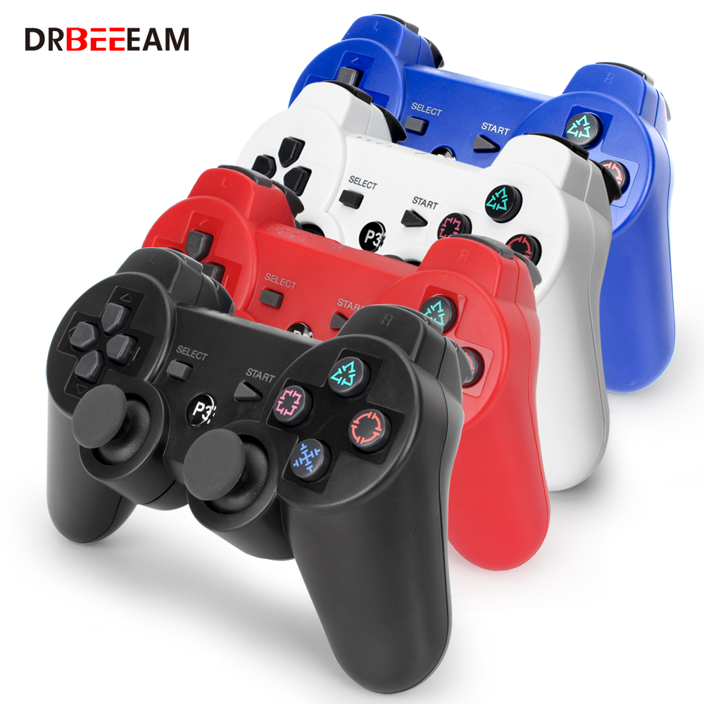 Wireless Bluetooth Gamepad For PS3 Controller Playstation 3 Dual-shock Game Joystick Play Station 3 Console(China)