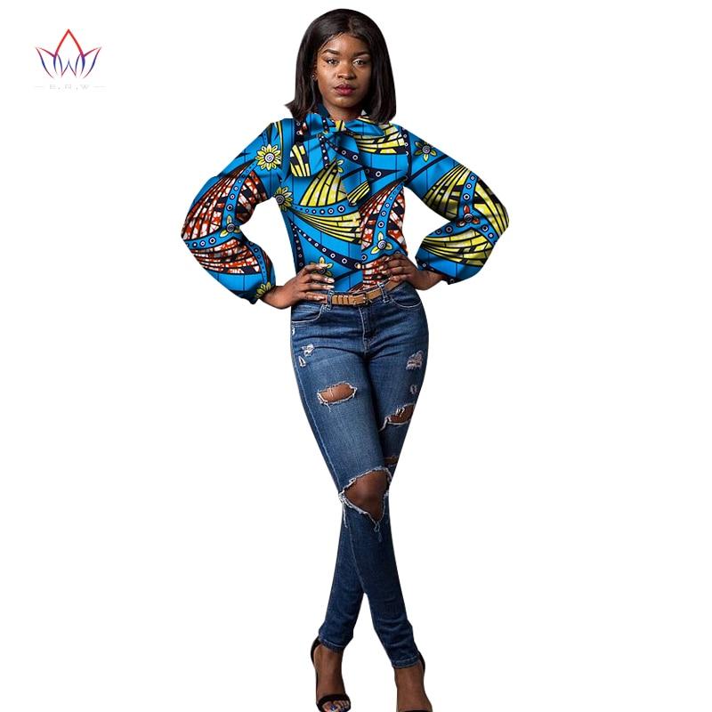 2018 Նոր ժամանող աֆրիկյան մոմի տպագիր - Կանացի հագուստ - Լուսանկար 1