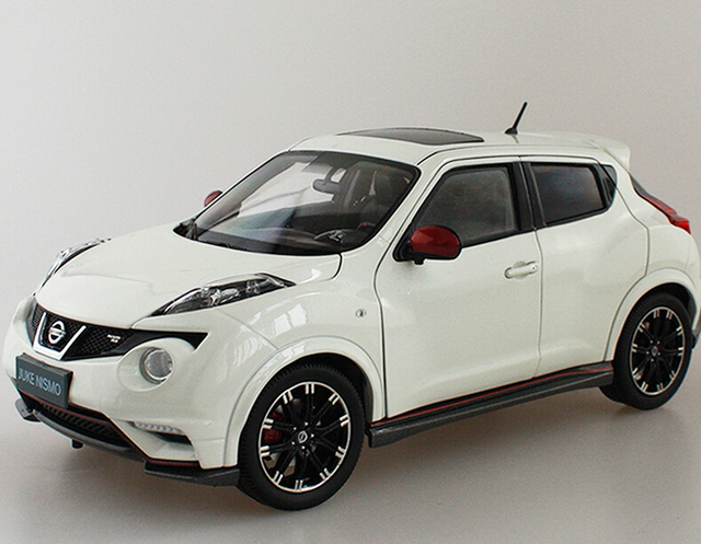 2015 Hot Sell Nissan Juke Nismo Rs 118 Alloy Car Model In Diecasts