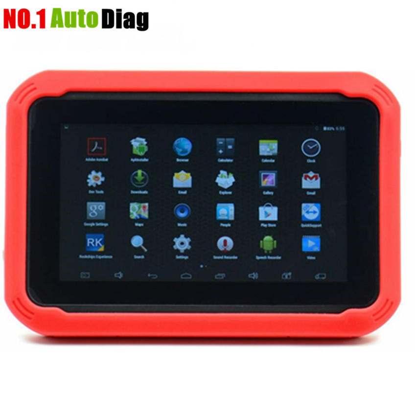 100 Original XTOOL X100 PAD Auto Key Programmer X 100 PAD with EEPROM adapter Support oil