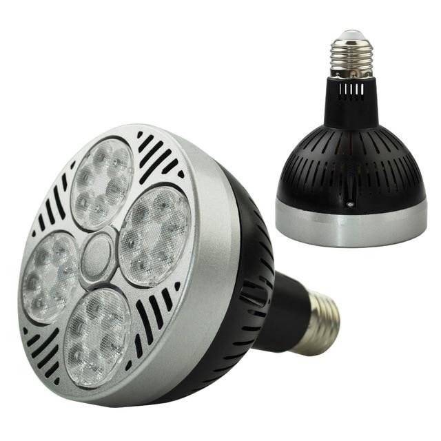 Lowest Price Par30 font b LED b font Spot Light High Brightness E27 35Watt font b