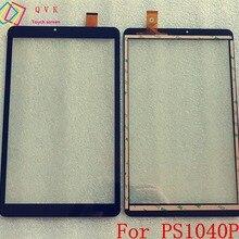 10,1 дюймов планшетный ПК для Digma Plane 1503 4G PS1040PL дигитайзер сенсорный экран стекло тачпад Замена