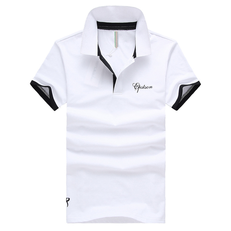 Brand clothing New Men   Polo   Shirt Men casual solid male   polo   shirt Short Sleeve breathable   polo   shirts