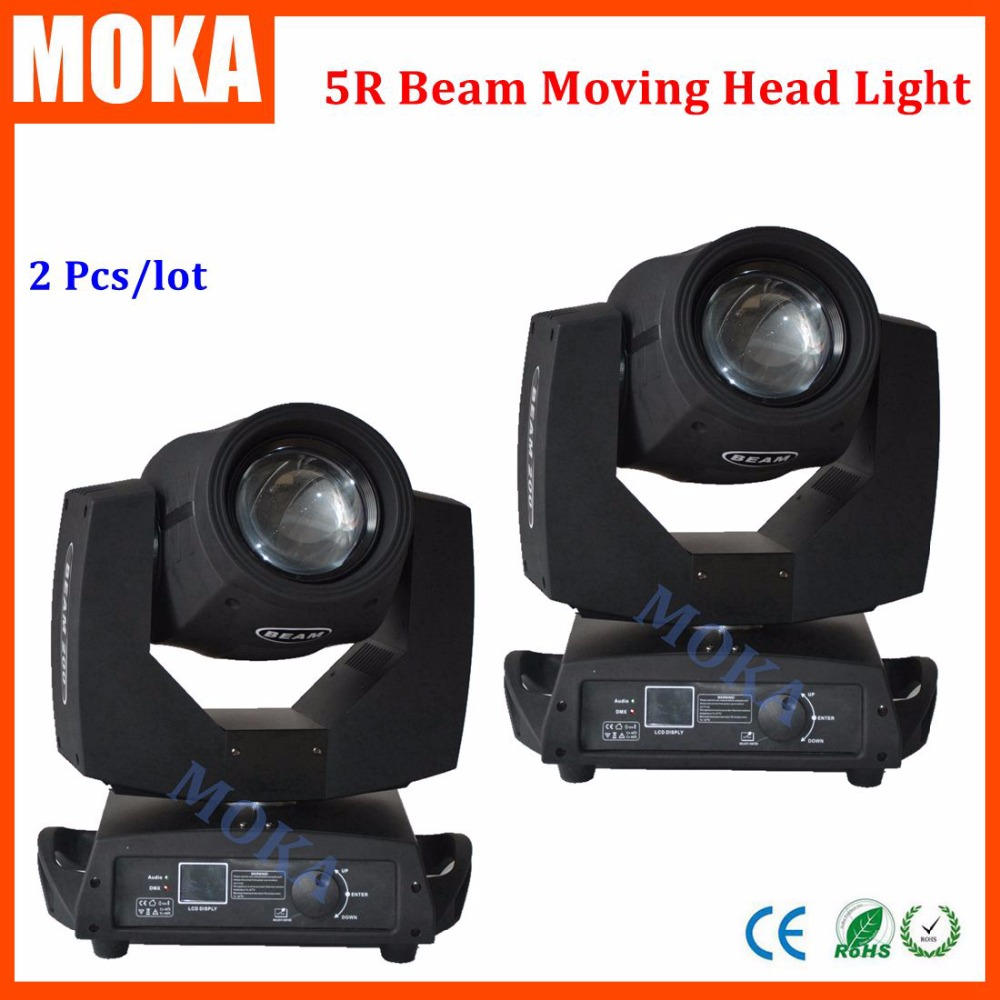 2pcs/lot Touch Screen Sharpy Beam 200W 5R Moving Head Sharpies 5R beam moving head light dmx control double focus light2pcs/lot Touch Screen Sharpy Beam 200W 5R Moving Head Sharpies 5R beam moving head light dmx control double focus light
