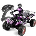1:12 2.4GHz 4WD All-terrain RC Car Remote Controlled Cars RTR shockproof Digital fully proportional all metal differential