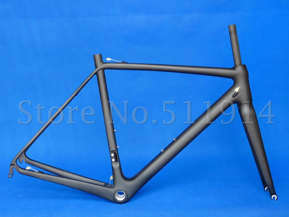FLYXII FR322 Toray Carbon Rennrad Fahrrad Radfahren Rahmen Gabel ...