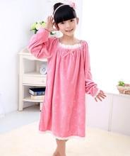 Nightgowns & Sleepshirts Sleepwear Kids Children Nighties For Girls 832