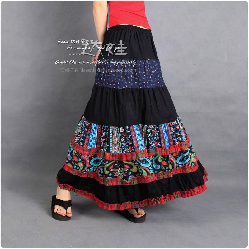 Online Get Cheap Maxi Cotton Skirts -Aliexpress.com | Alibaba Group