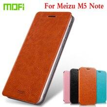 М чехол для Meizu meilan Примечание 5/M5 Примечание Mofi Марка ultra-тонкий Книга Флип кожаный чехол Для Meizu meilan Примечание 5/M5 Note 5.5″