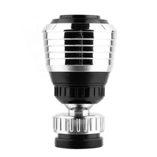 HOT 360 Rotate Swivel Faucet Nozzle Water Filter Adapter Water Purifier Saving Tap Aerator Diffuser Kitchen Accessories NDS66 cheap Dreaminglight Other None BASIN Washing machine Single Holder Single Hole Deck Mounted