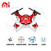 Syma X12S 4CH 6 Axis Gyro RC Helicopter Quadcopter Drones Mini Drone Without Camera Indoors Toys
