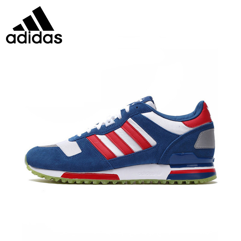 ADIDAS Original New Arrival ZX 700 Womens Running Shoes Breathable Comfortable Stability Sneakers For Women#S77322 adidas women s shoes running shoes training shoes sneakers free shipping