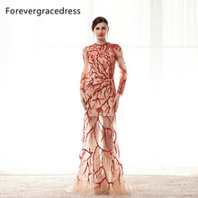 Forevergracedress Real Images Prom Dress Long Sleeves