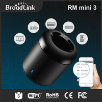 Broadlink RM Mini3 Black Bean Smart Home Automation WiFi IR Universal Intelligent APP Wireless Remote Controller
