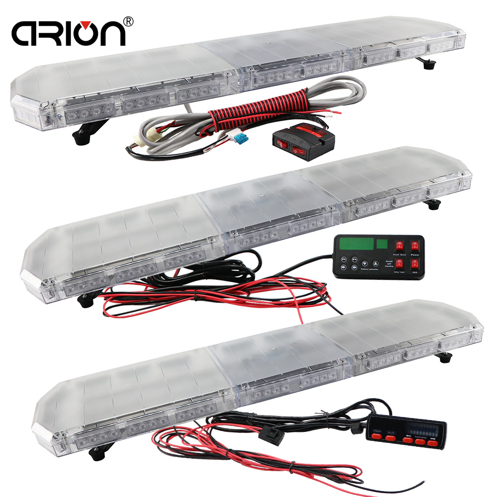 CIRION 1 2m Full Size 88W High Power Super Bright Car roof 12V 24V LED Emergency