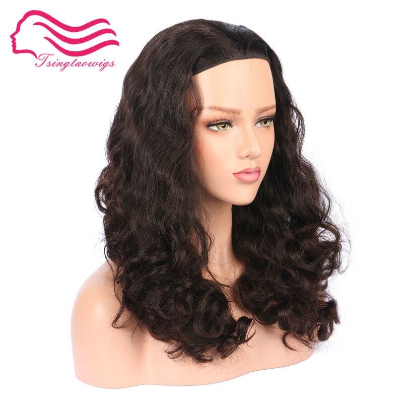 Индивидуальные Сделано Европейский волос Девы очередная bandfall парик heandfall, еврейский bandfall парик, нормальный Полный парик Бесплатная