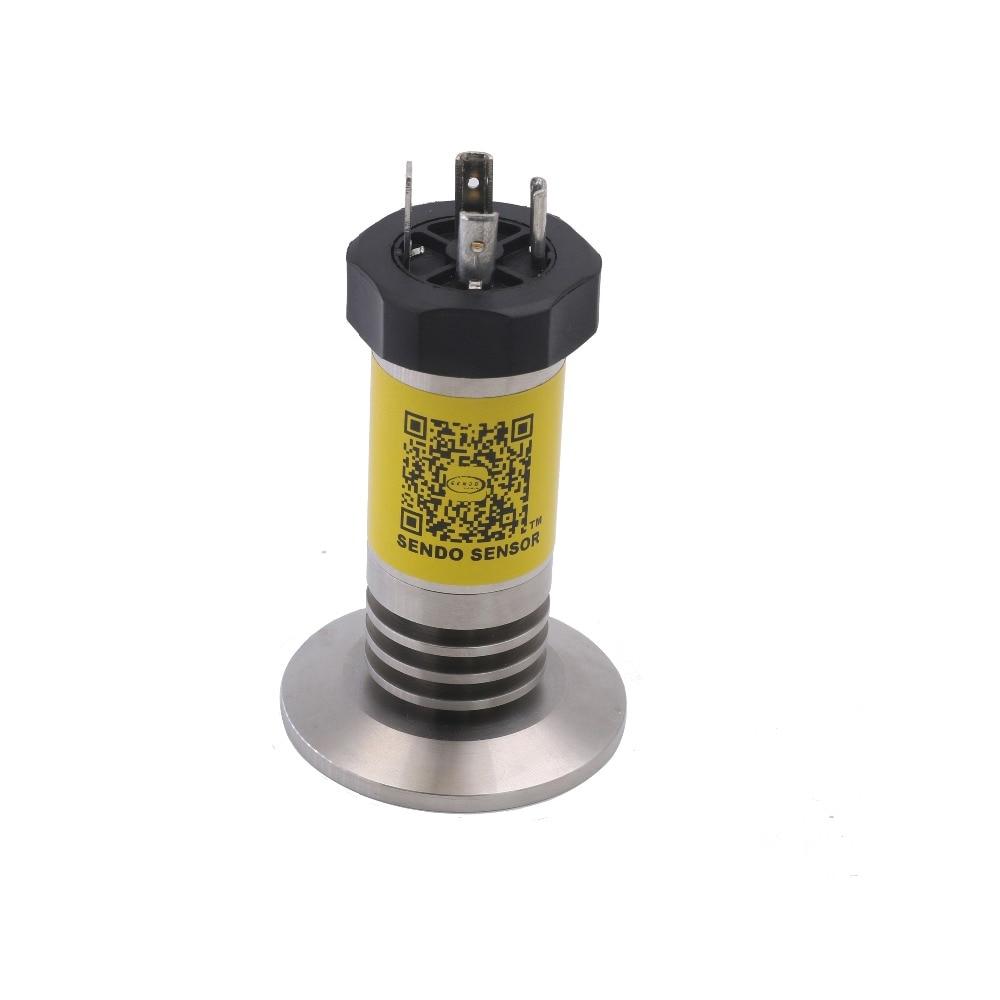 0 10 V-os analóg jelű egészségügyi öblítő membrán - Mérőműszerek - Fénykép 3