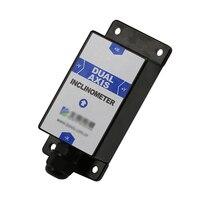 BWL328 eğim açısı sensörü çift eksenli eğimölçer doğruluk 0.1 derece 4-20mA  0-20mA  0-24mA (isteğe bağlı) 90*40*26 (mm)