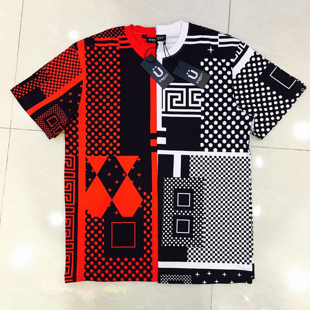 Горячая Марка мужские футболки unkut футболки хип-хоп теэ рубашки для мужчин новый 2017 camisa masculina мужской моды рубашка