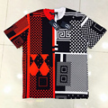 Marca Hot mens t-shirt camisas unkut hip hop tee camisa para homens novo 2017 camisa masculina moda masculina camisa