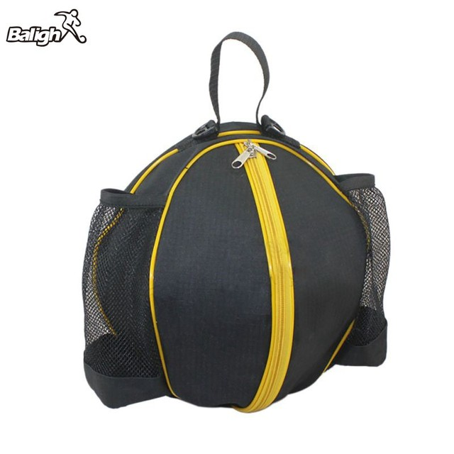 Portable Waterproof Basketball Backpack Water Bottle Pack Soccer Bags Football Kits Volleyball Sports Bag