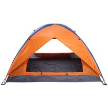 Ultralight Double Layer 3-4 Person Rainproof Outdoor C&ing Tent Tabernacle Sleeping Equipment Bivouac Hiking  sc 1 st  AliExpress.com : bivouac tents - memphite.com