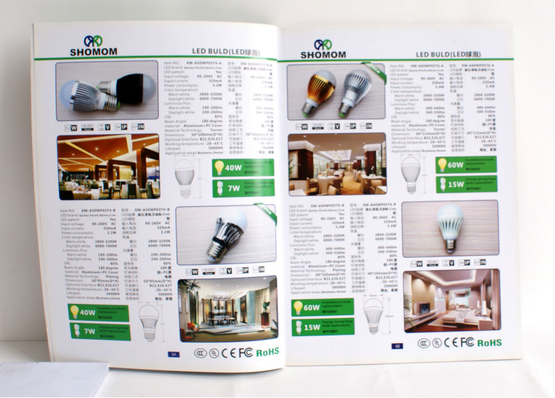 Catalog product picture guide catalogue printing handbook for Office design handbook