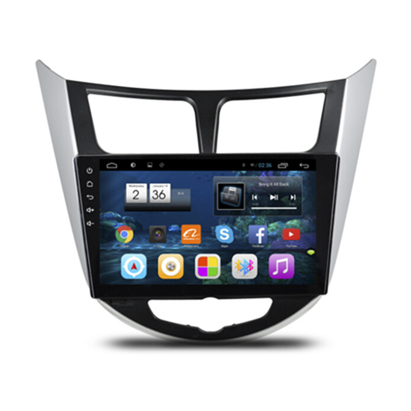 9 Quad Core Android 4 4 1024X600 Car font b Radio b font DVD GPS Navigation