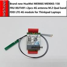 Brand new ME906S ME906S 158 FRU 00JT491 2pcs 4G antenna M 2 Qual band FDD LTE